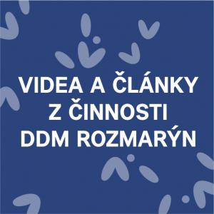 VIDEA A ČLÁNKY 2020-2021